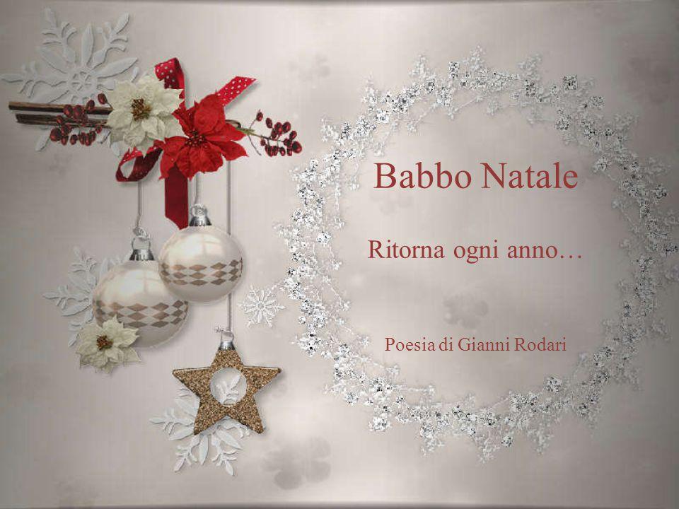 Poesia di Gianni Rodari