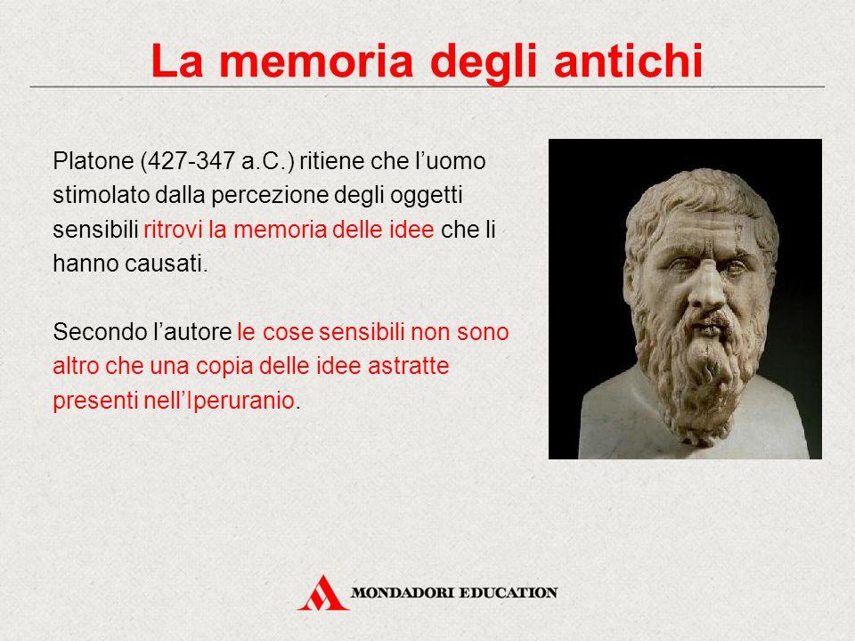 La memoria degli antichi