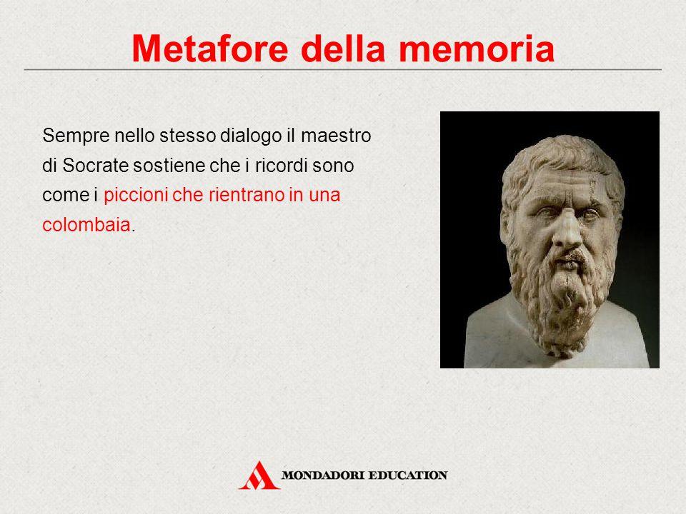 Metafore della memoria