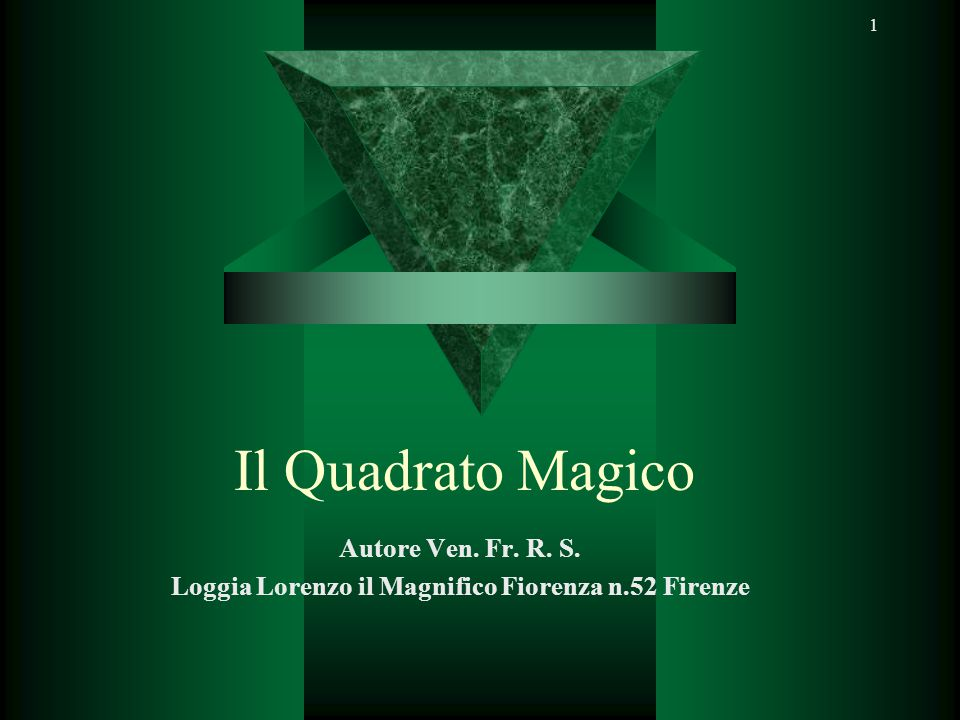 Loggia Lorenzo il Magnifico Fiorenza n.52 Firenze