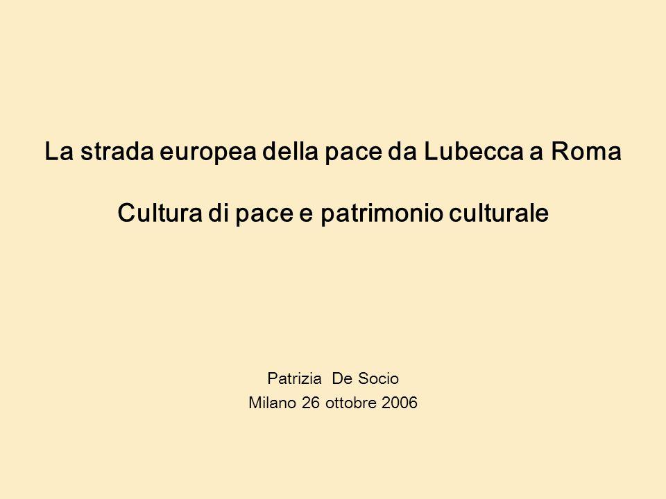 Patrizia De Socio Milano 26 ottobre 2006