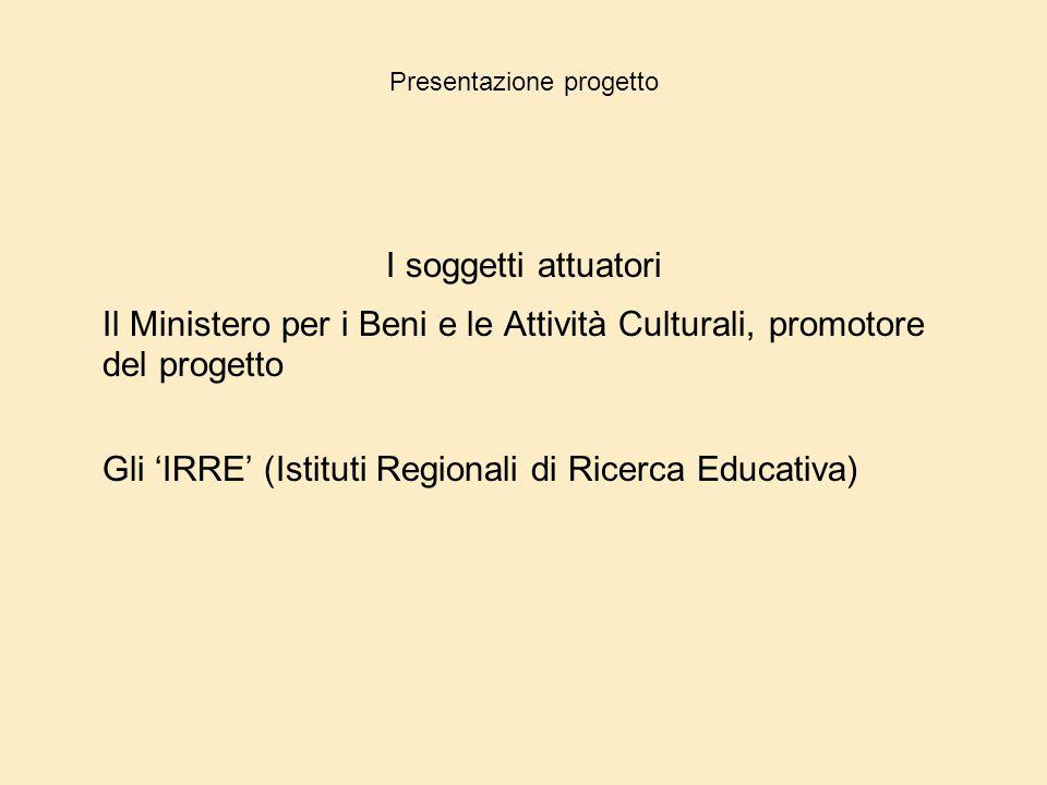 Presentazione progetto