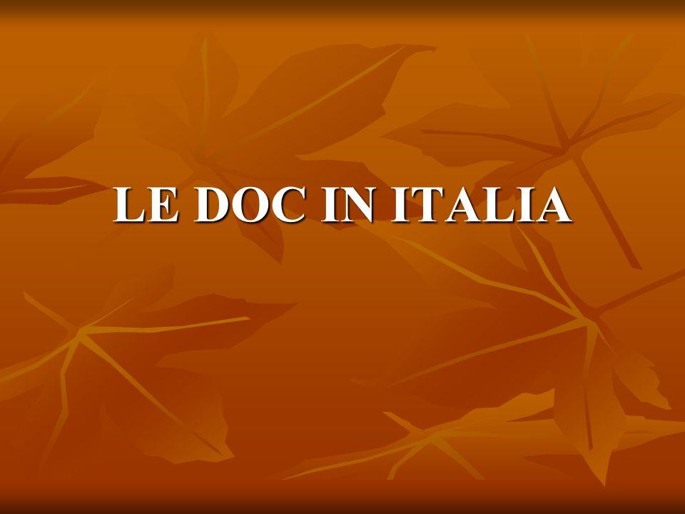 LE DOC IN ITALIA