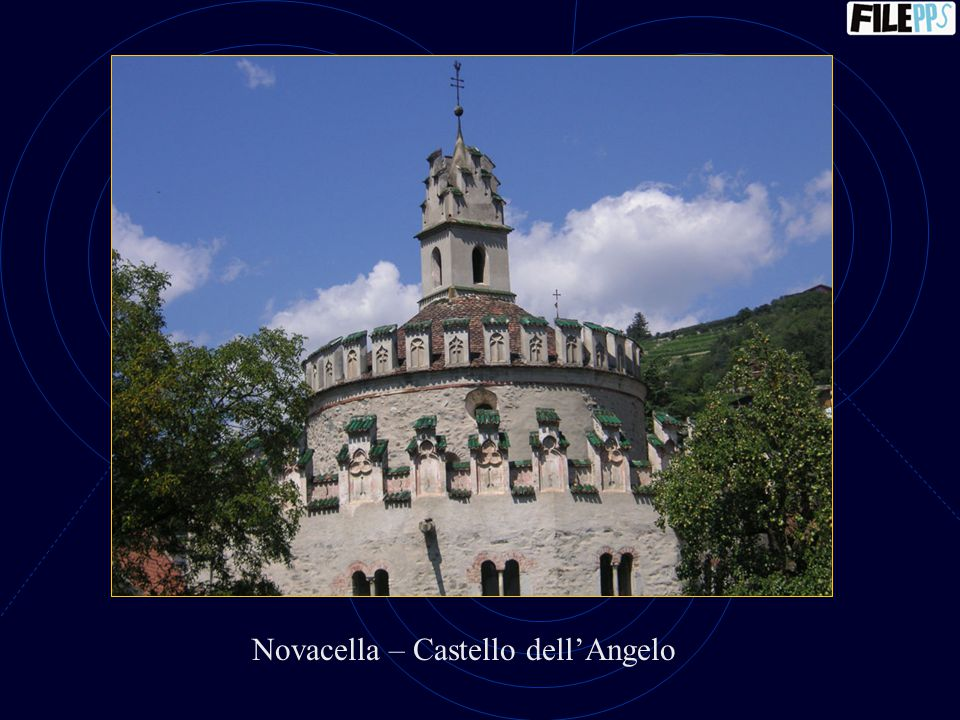 Novacella – Castello dell'Angelo