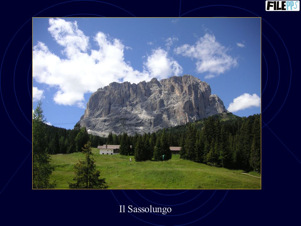 Il Sassolungo