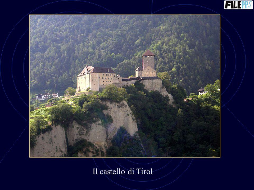 Il castello di Tirol