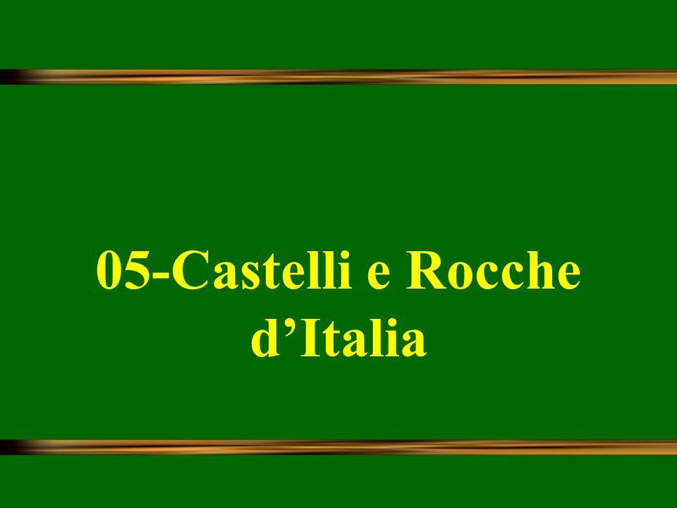 05-Castelli e Rocche d'Italia