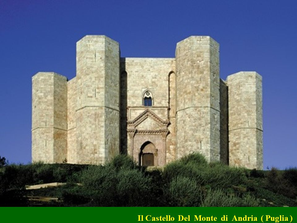 Il Castello Del Monte di Andria ( Puglia )