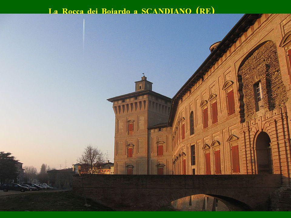 La Rocca dei Boiardo a SCANDIANO (RE)