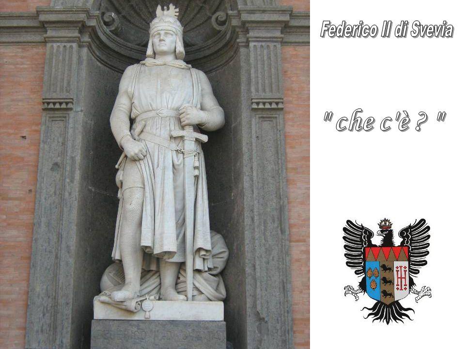 Federico II di Svevia che c è