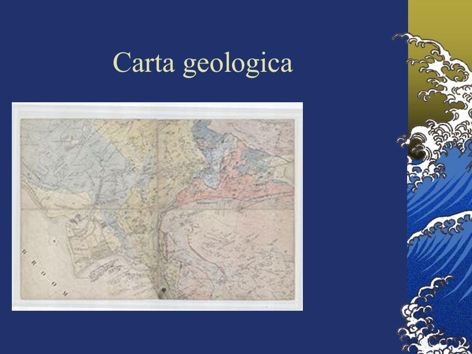 Carta geologica