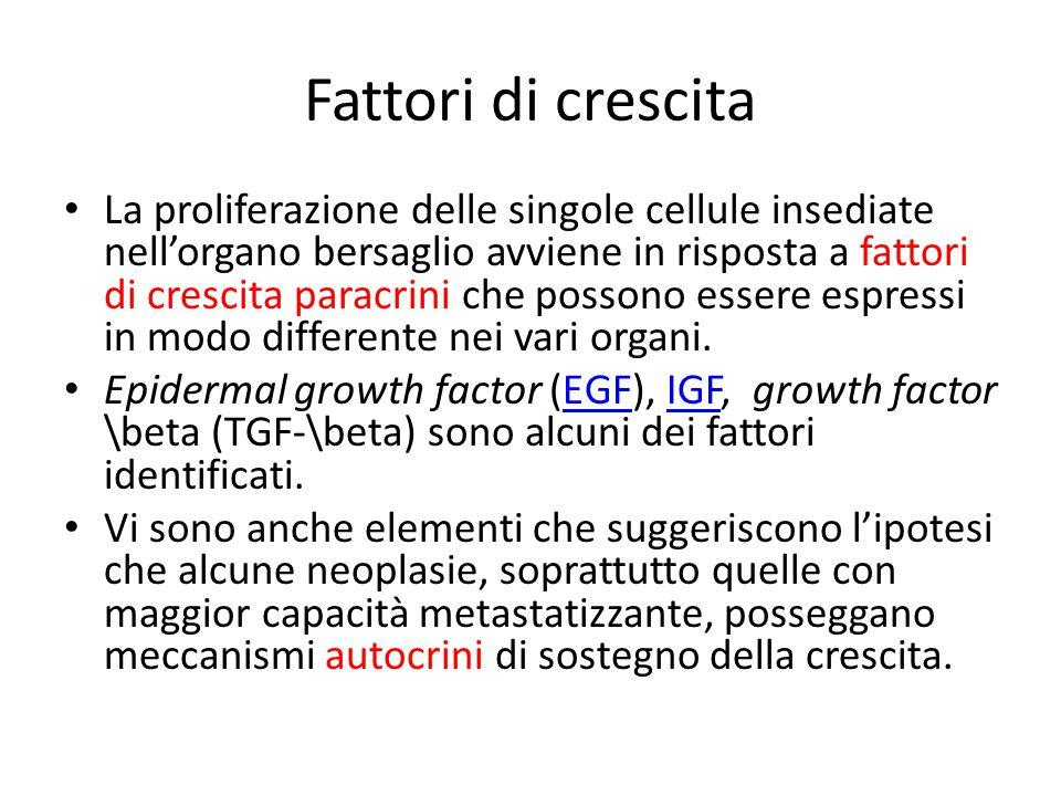 Fattori di crescita
