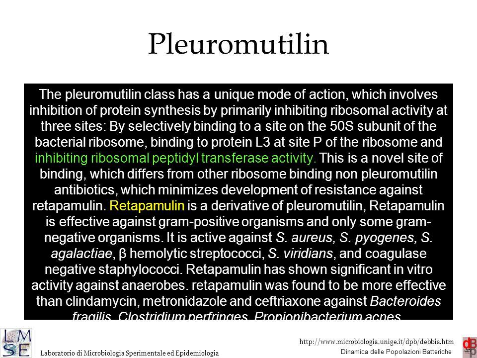 Pleuromutilin