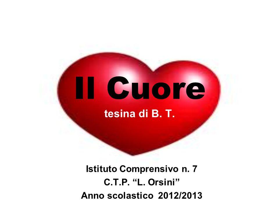 Istituto Comprensivo n. 7 C.T.P. L. Orsini Anno scolastico 2012/2013