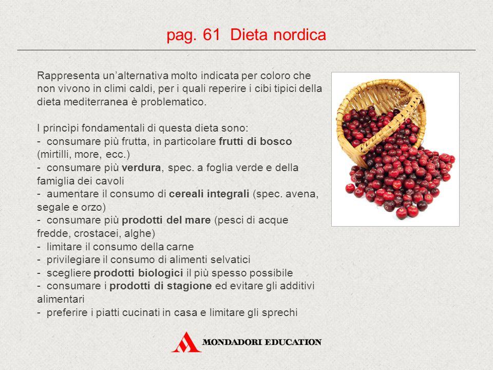 pag. 61 Dieta nordica