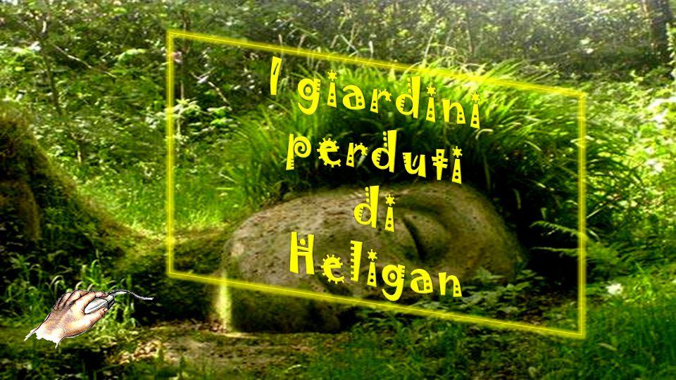 I giardini perduti di Heligan