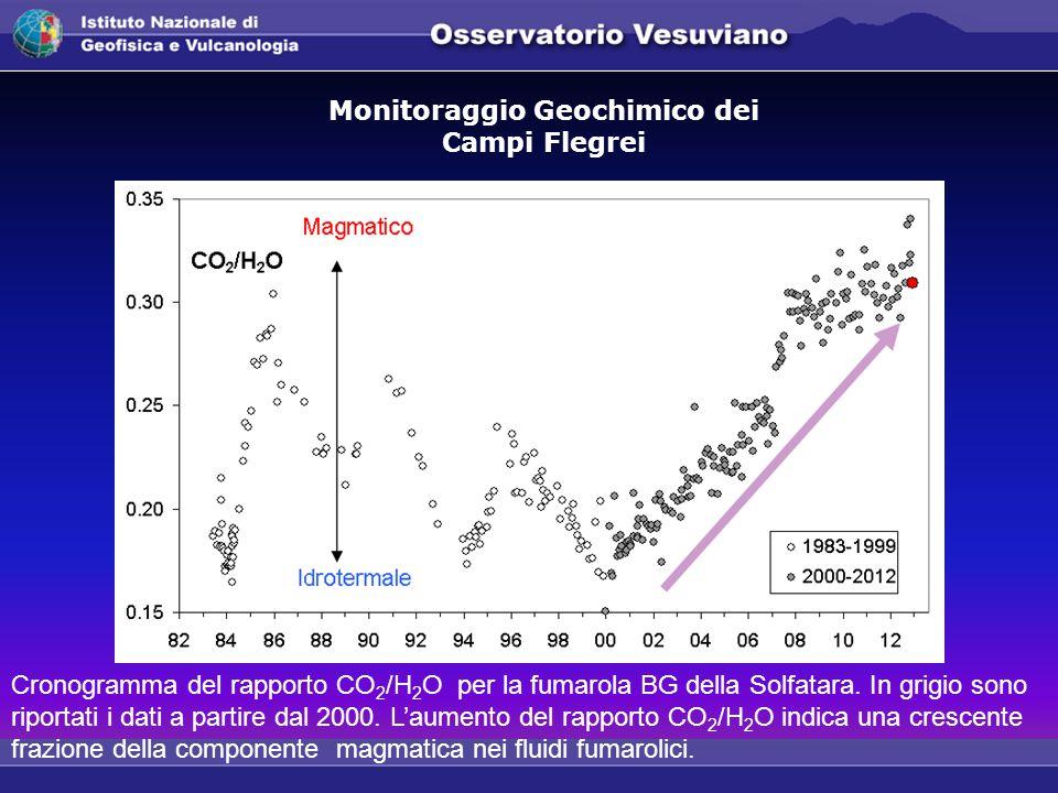 Monitoraggio Geochimico dei Campi Flegrei