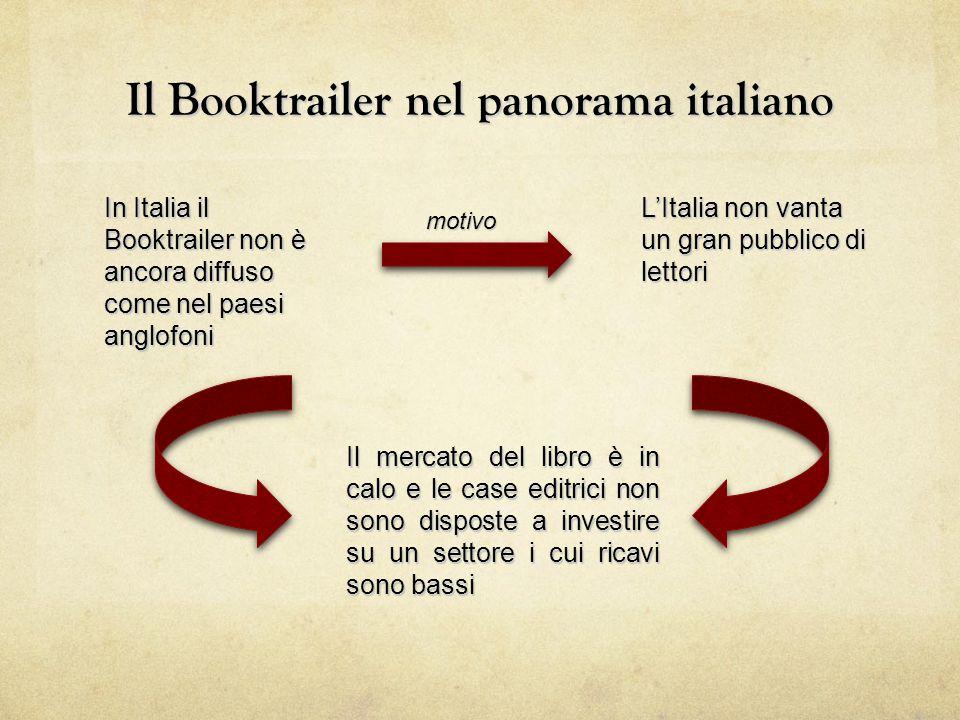 Il Booktrailer nel panorama italiano