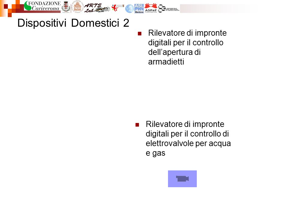 Dispositivi Domestici 2