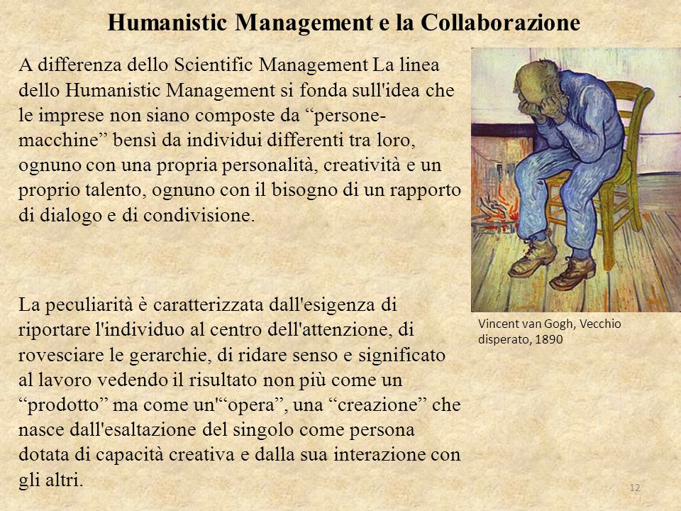 Humanistic Management e la Collaborazione
