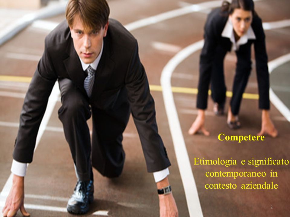 Etimologia e significato contemporaneo in contesto aziendale