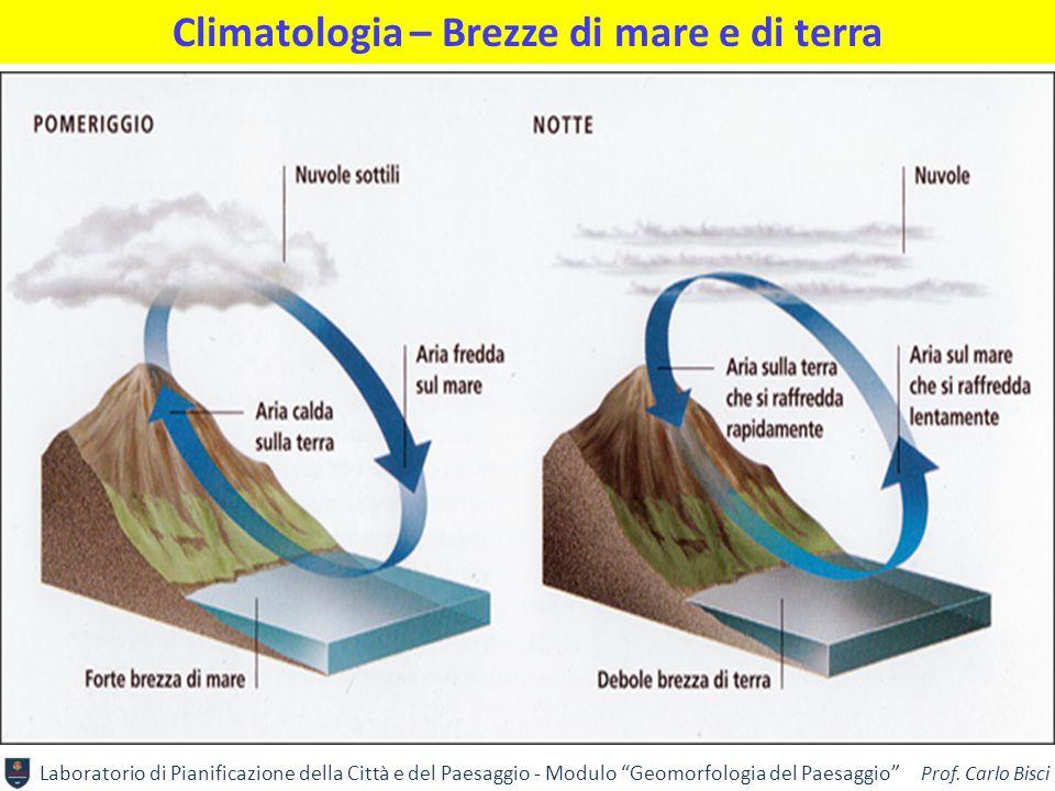 Climatologia – Brezze di mare e di terra