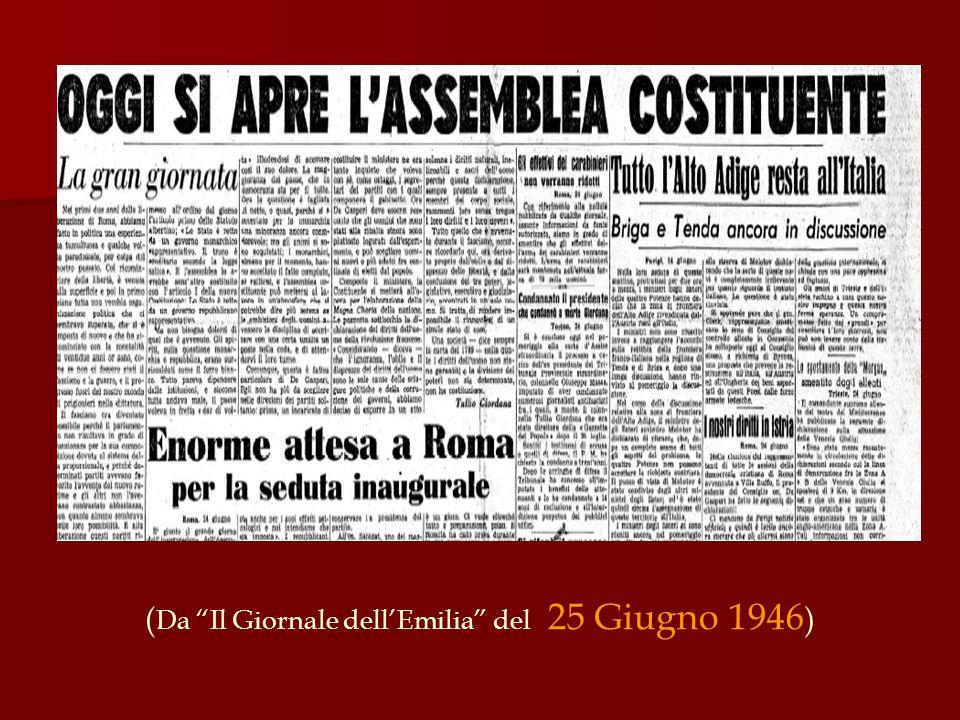 (Da Il Giornale dell'Emilia del 25 Giugno 1946)