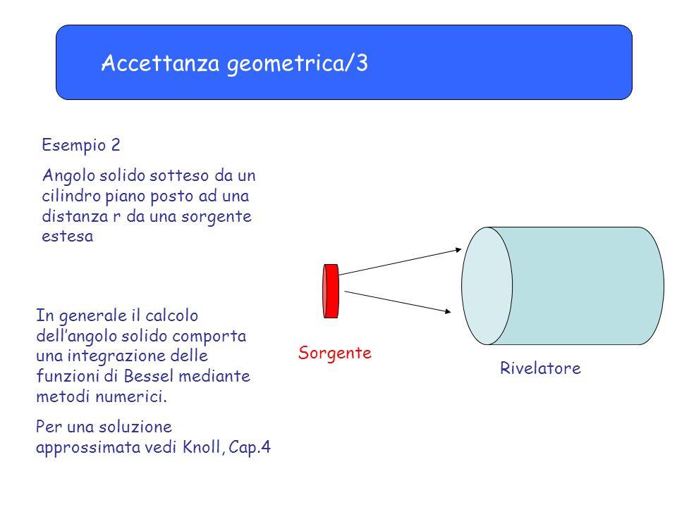 Accettanza geometrica/3