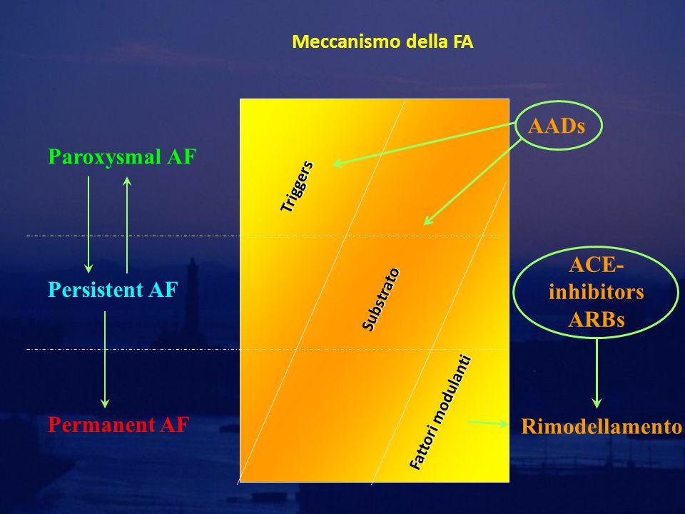 ACE-inhibitors ARBs Rimodellamento