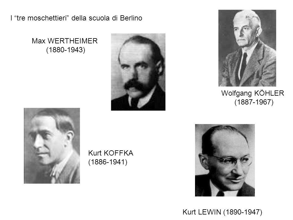 I tre moschettieri della scuola di Berlino