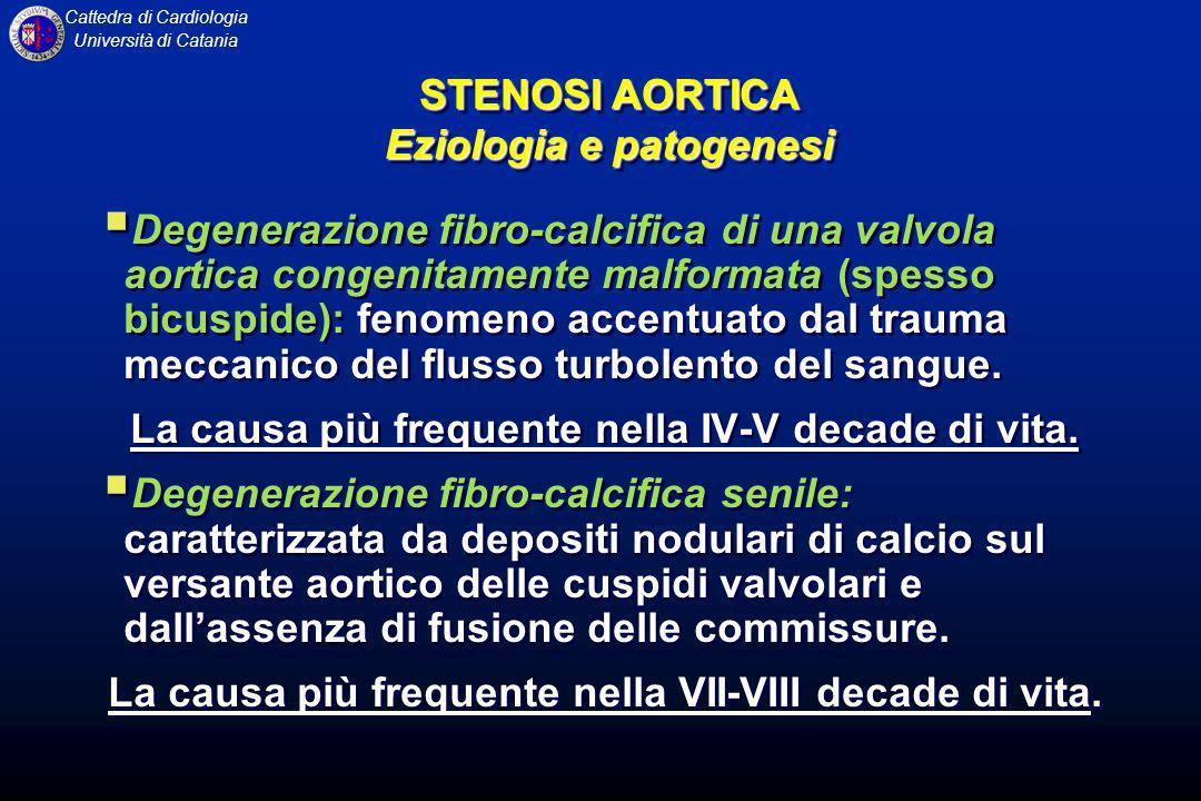 Eziologia e patogenesi