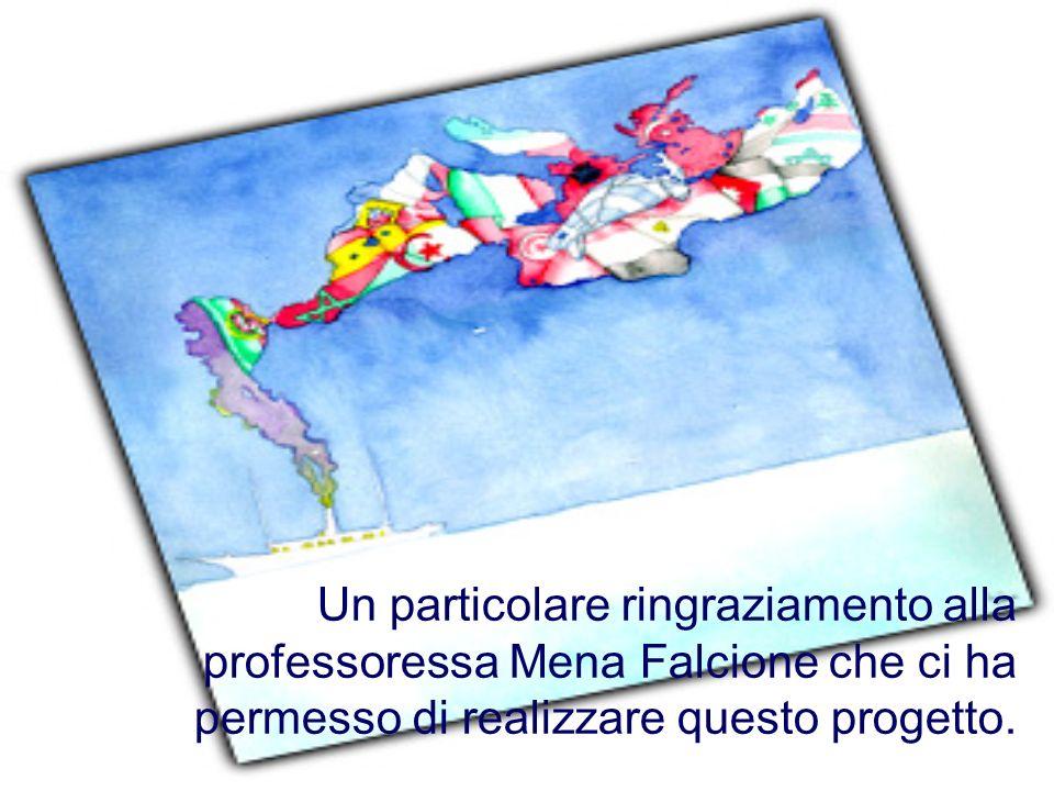 Un particolare ringraziamento alla professoressa Mena Falcione che ci ha permesso di realizzare questo progetto.