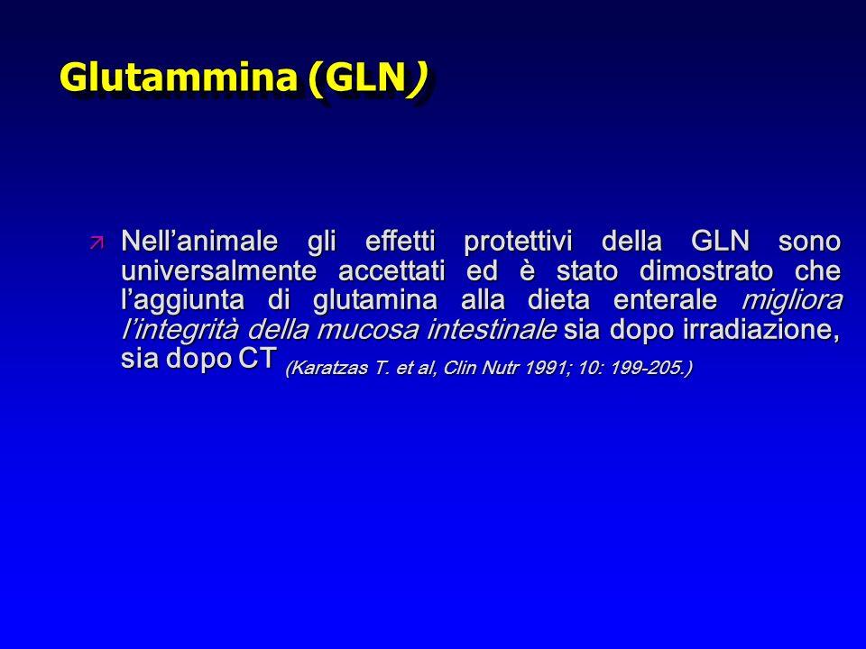 Glutammina (GLN)