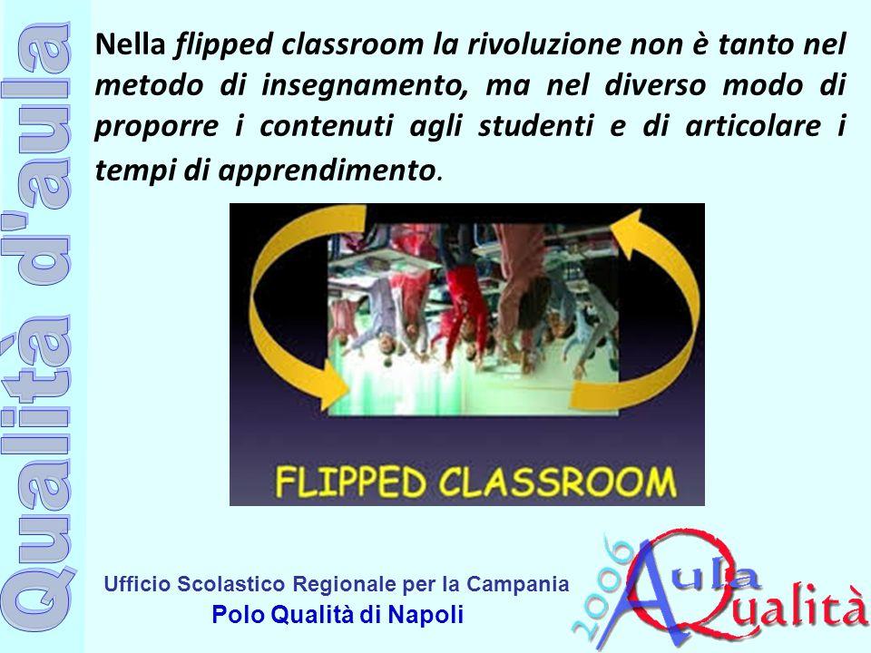 Nella flipped classroom la rivoluzione non è tanto nel metodo di insegnamento, ma nel diverso modo di proporre i contenuti agli studenti e di articolare i tempi di apprendimento.