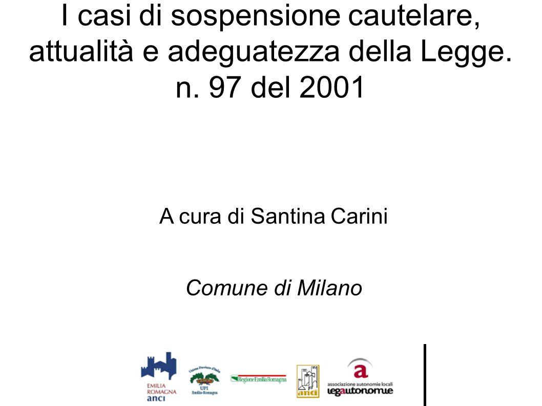 A cura di Santina Carini