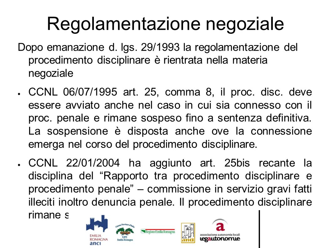 Regolamentazione negoziale