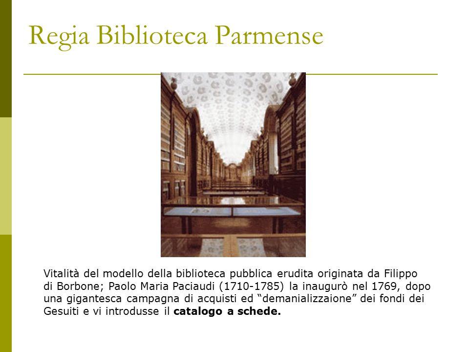 Regia Biblioteca Parmense
