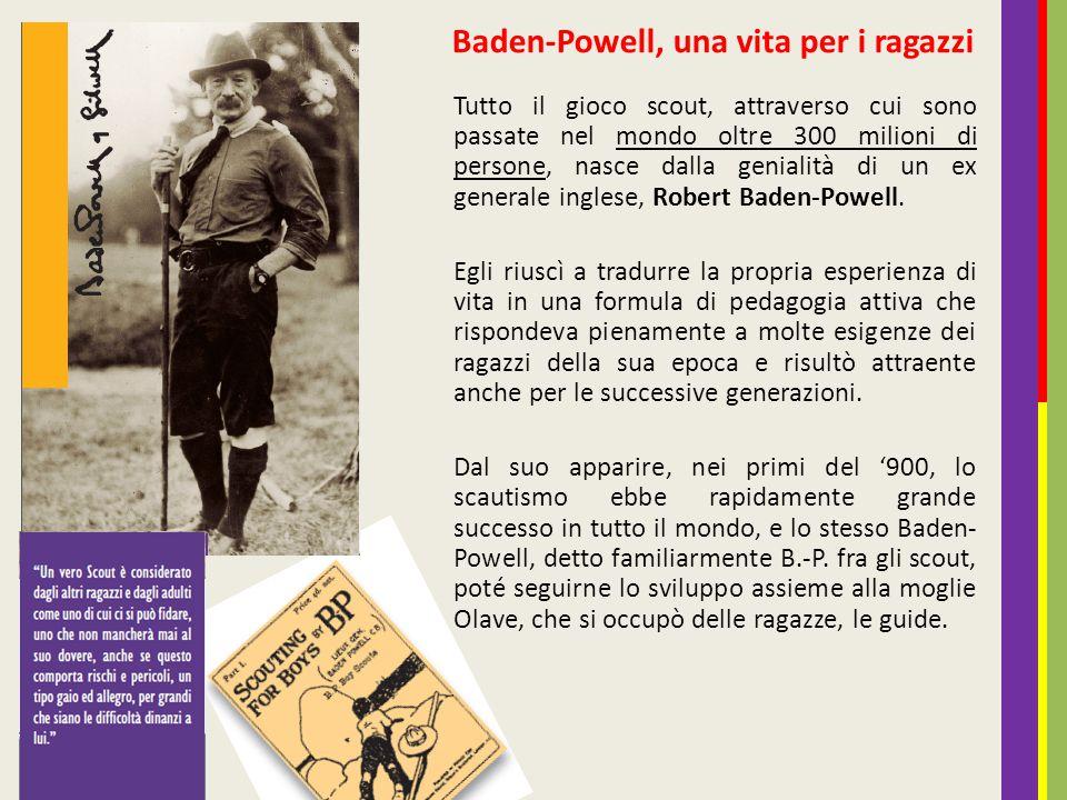 Baden-Powell, una vita per i ragazzi