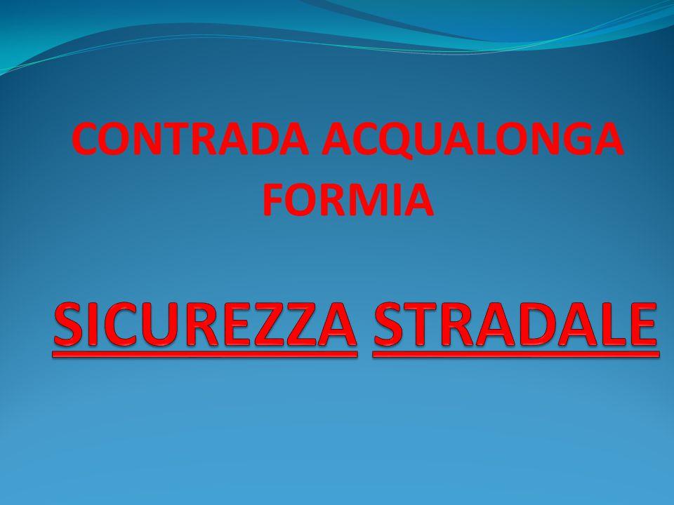 CONTRADA ACQUALONGA FORMIA