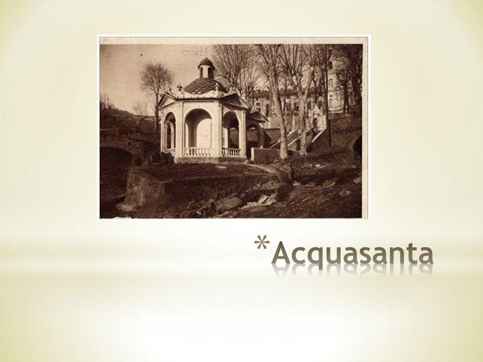 Acquasanta