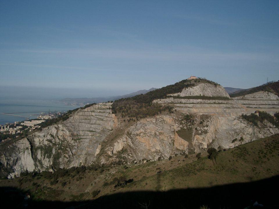 GEOLOGIA: ZONA SESTRI VOLTAGGIO