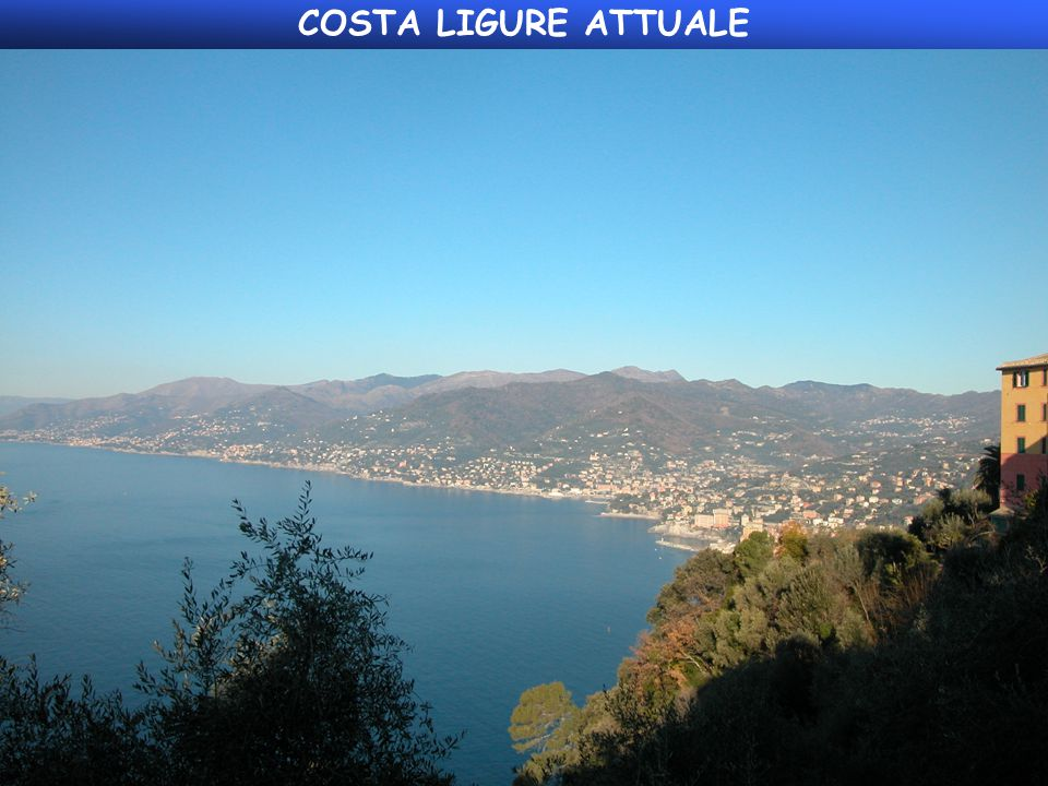 COSTA LIGURE ATTUALE