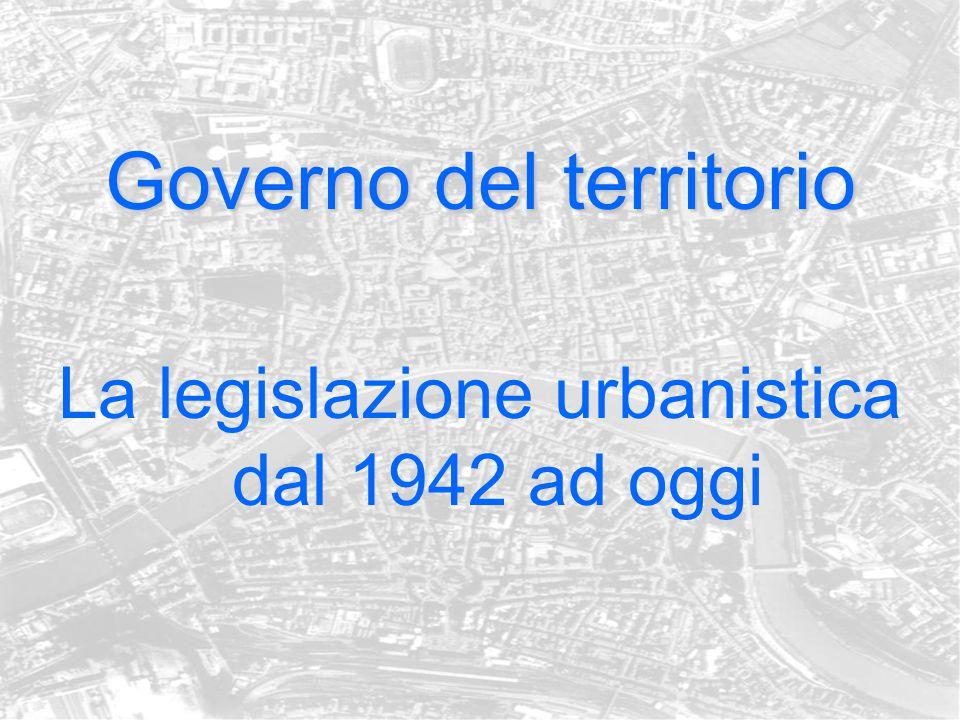 Governo del territorio