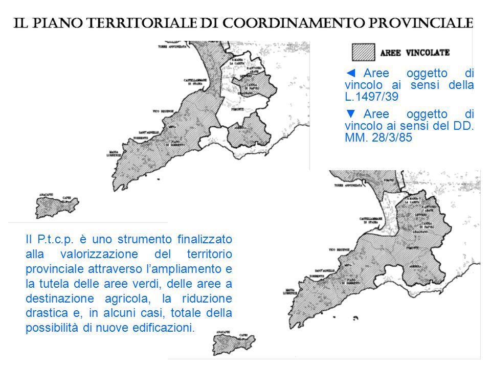 Il Piano territoriale di Coordinamento Provinciale
