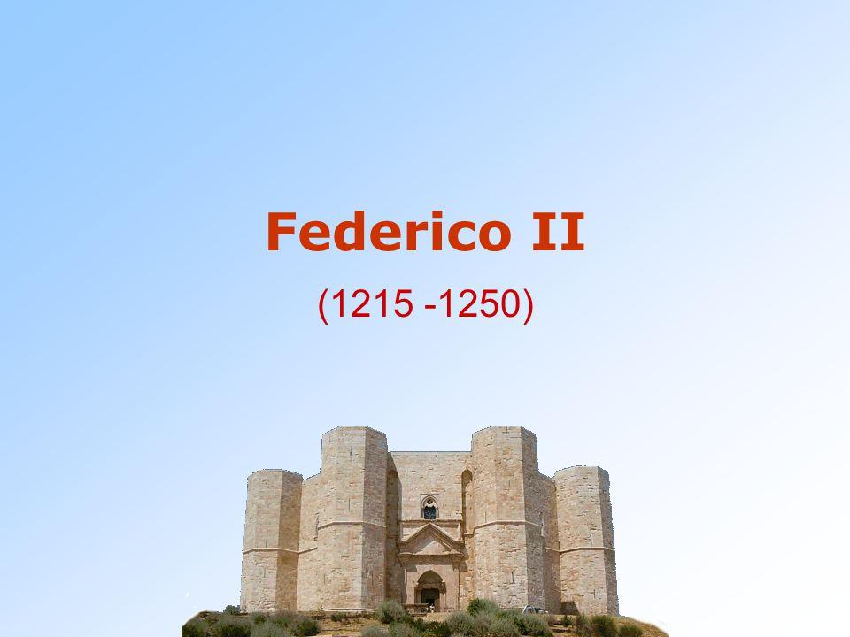 Federico II (1215 -1250)
