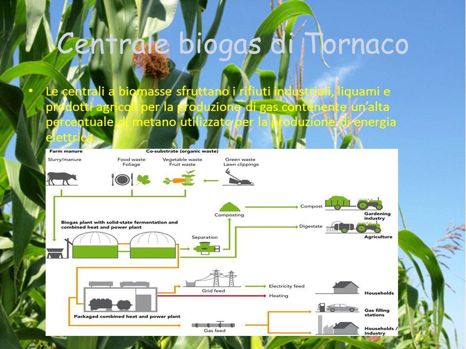 Centrale biogas di Tornaco