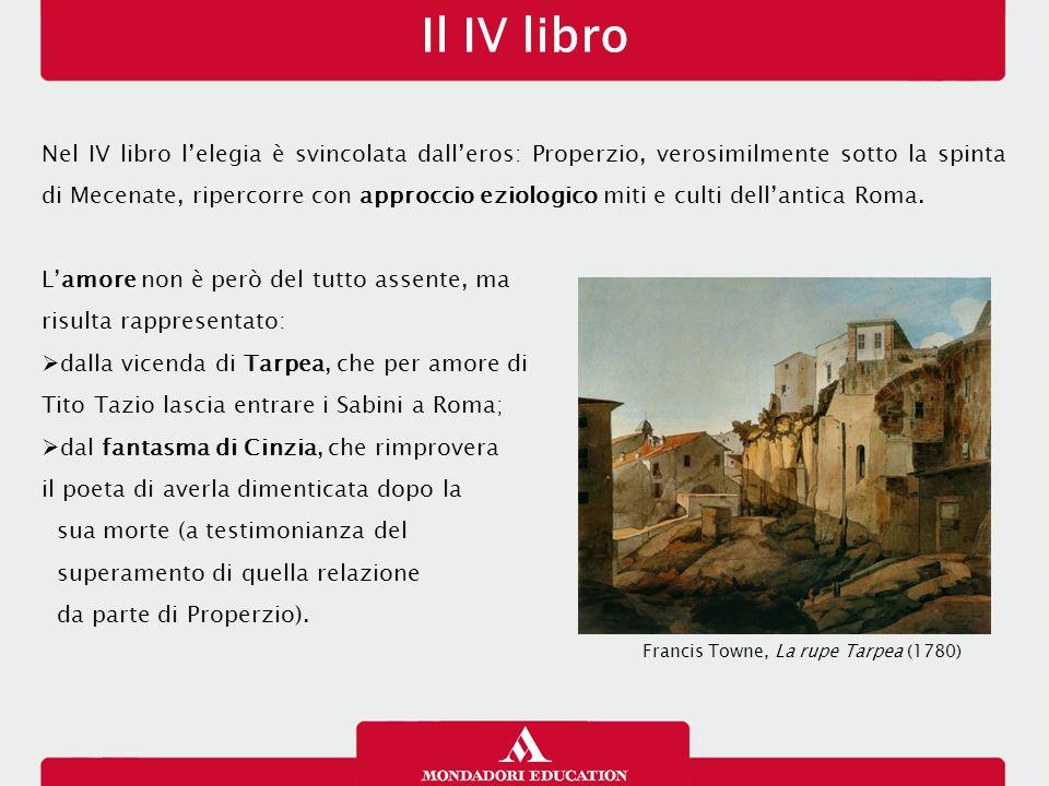 Il IV libro 13/01/13.