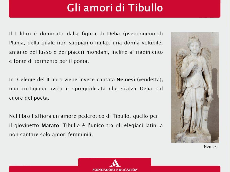 Gli amori di Tibullo 13/01/13.