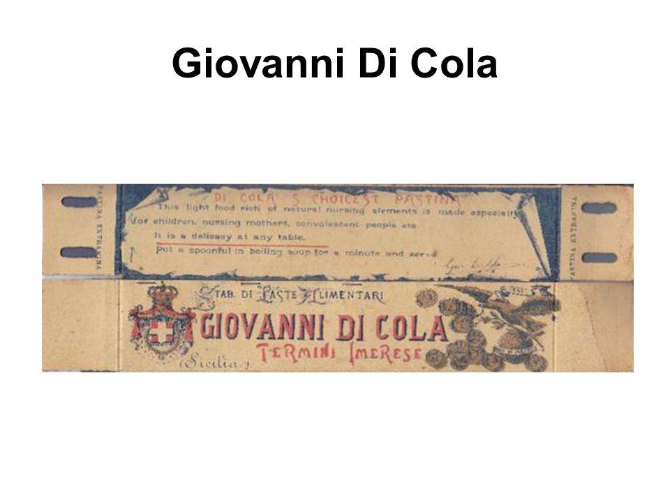 Giovanni Di Cola