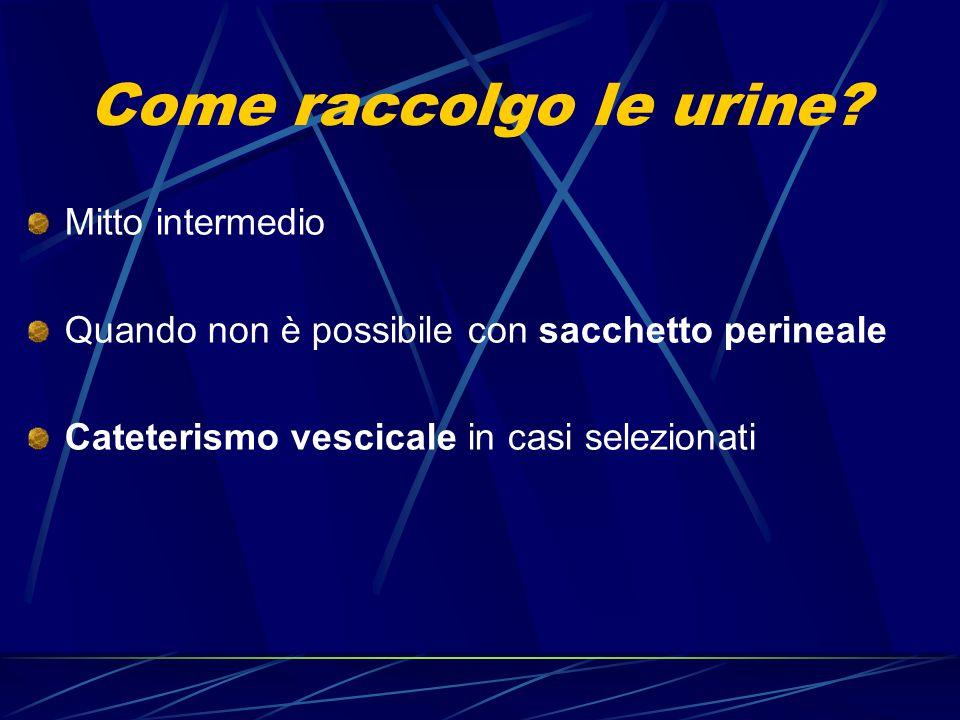 Infezioni vie Urinarie Definizione